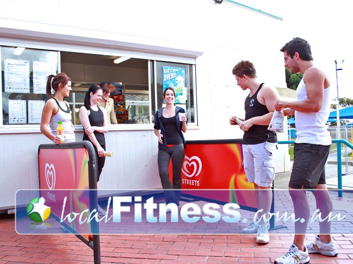 St Albans Leisure Centre Keilor Downs All your favorite treats at the St Albans Cafe/Kiosk.