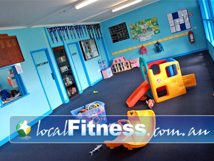 St Albans Leisure Centre Near Taylors Lakes Plenty of toys and play equipment.