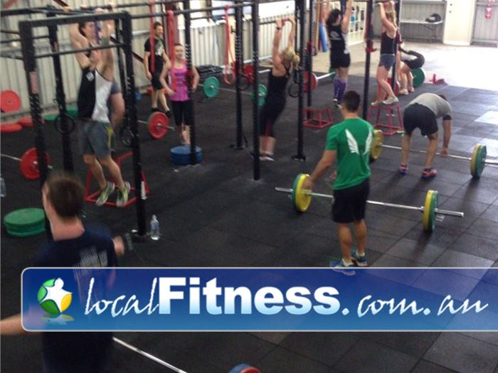 CrossFit Proficient Gym St Agnes  | Welcome to the Windsor Garden Crossfit Proficient Box.