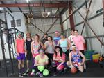 CrossFit Proficient Valley View Gym Fitness Theme workout sessions keeps
