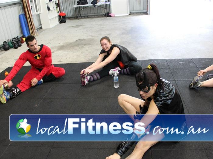 CrossFit Proficient Windsor Gardens Mobility, flexibility and injury prvention are at the core of Crossfit Proficient.