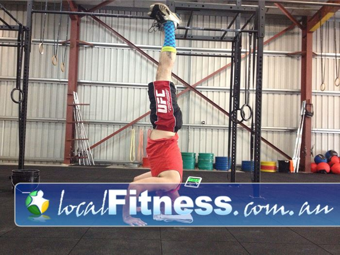 CrossFit Proficient Near Valley View Crossfit Proficient caters for beginners all the way to the elite.