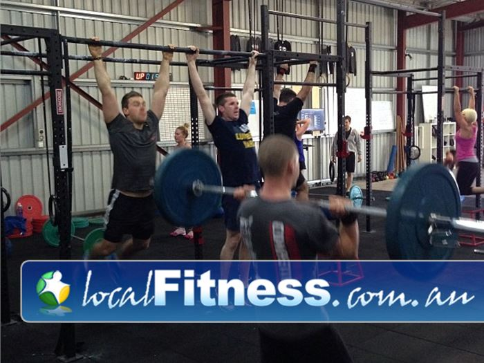 CrossFit Proficient Near Walkley Heights Windsor Garden Crossfit training sessions are intense and result-based.