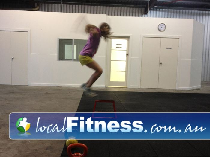 CrossFit Proficient Windsor Gardens We will tailor a functional training program to suit your goals.