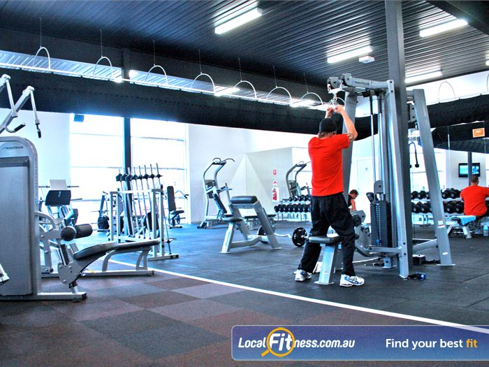 Genesis Fitness Clubs Gym Sherbrooke  | A spacious and comfortable gym environment in Berwick.