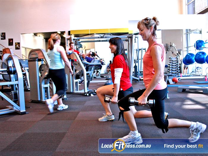 Genesis Fitness Clubs Gym Sherbrooke  | So much fitness under one roof.