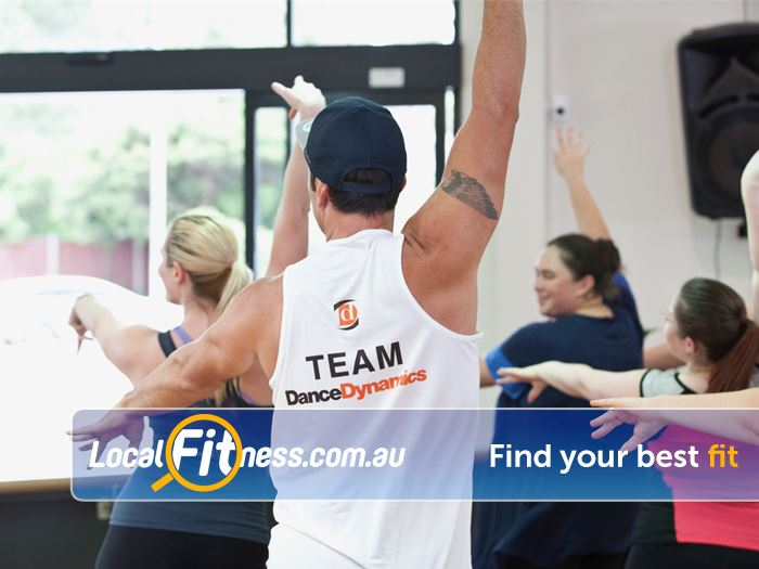 Dance Dynamics Gym Ashburton  | Welcome to Dance Dynamics Malvern - Fitness that