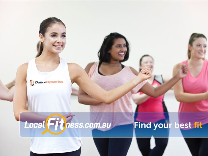 Dance Dynamics Gym Hawthorn East  | Over 180 dance and fitness classes per week