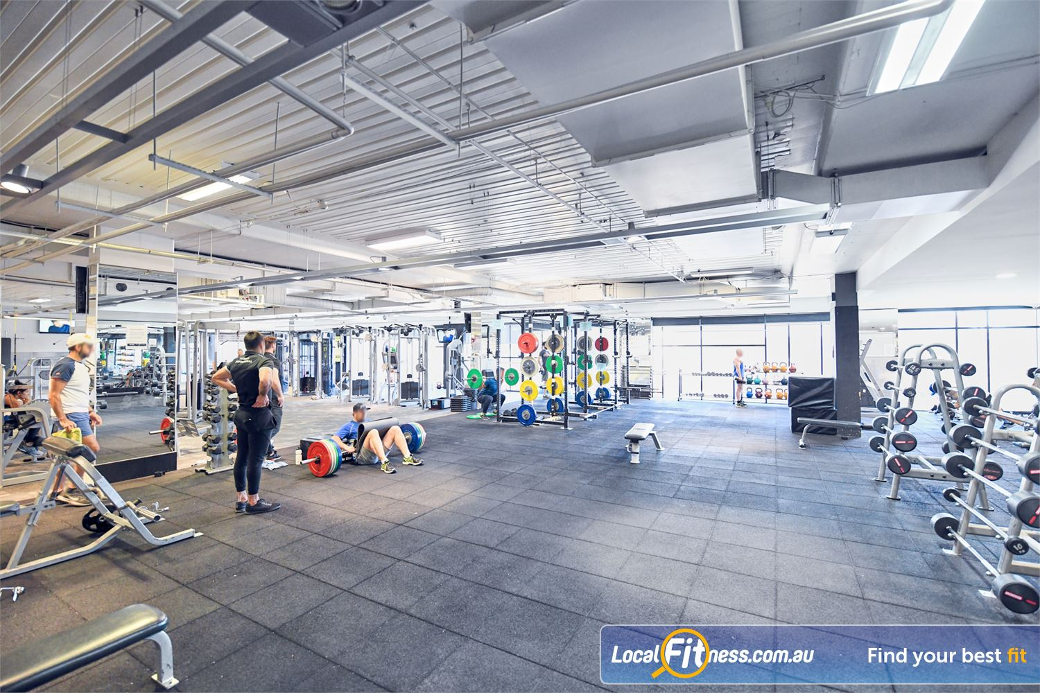 Goodlife Health Clubs Port Melbourne Welcome to Goodlife Port Melbourne gym.