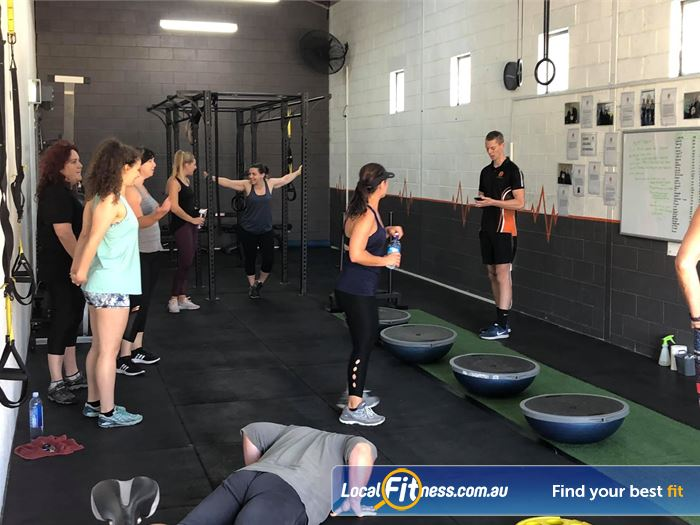 South Pacific Health Clubs HIIT Melbourne  | Get into functional training in Williamstown.