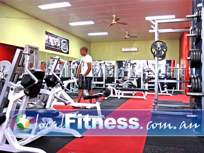 The Lakes Health & Fitness Club Melbourne Airport Gym Fitness With over 100 pieces, you'll