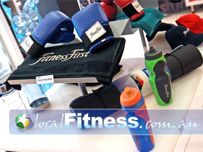 Best deals at fitness first