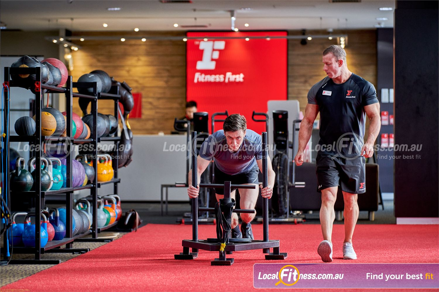 Fitness First Near Box Hill North Our Doncaster gym provides an emphasis on functional and innovative training.