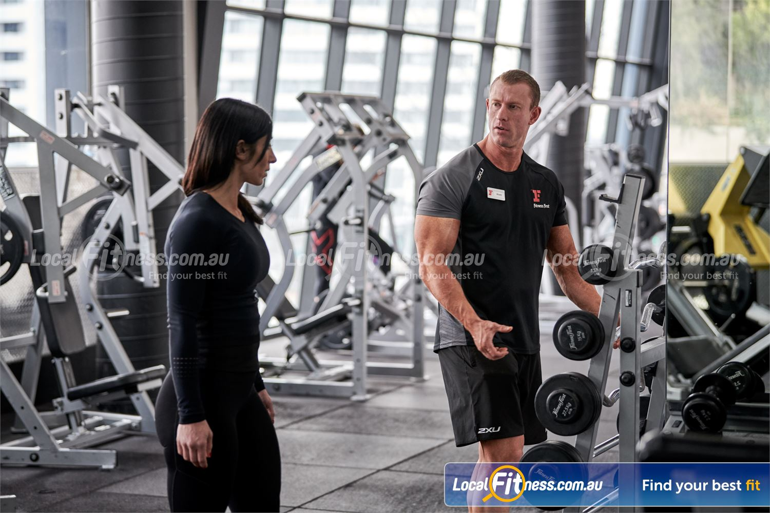 Fitness First Doncaster Get the right advice on training from our Doncaster personal training team.