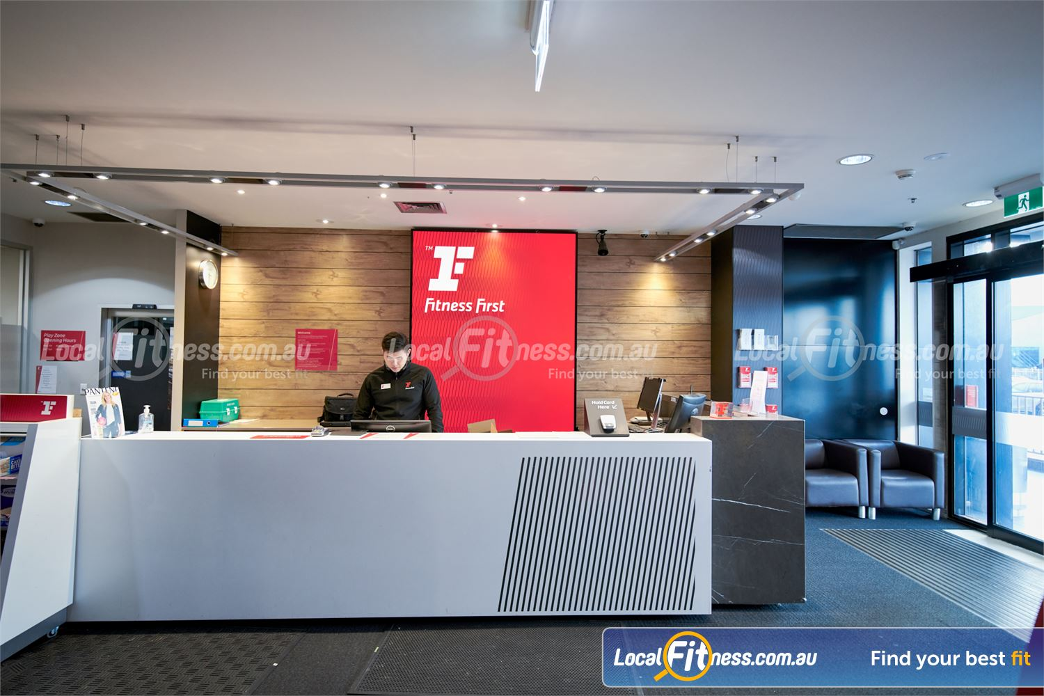 Fitness First Near Box Hill North Our team is ready to provide exceptional service and support.