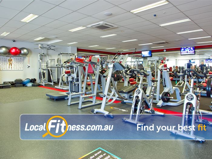 Snap Fitness Near Coogee Our 24 hour Spearwood gym includes a a fully equipped free-weights area.
