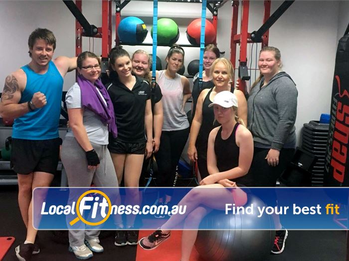 Snap Fitness Near Hamilton Hill Join the community with group fitness training.