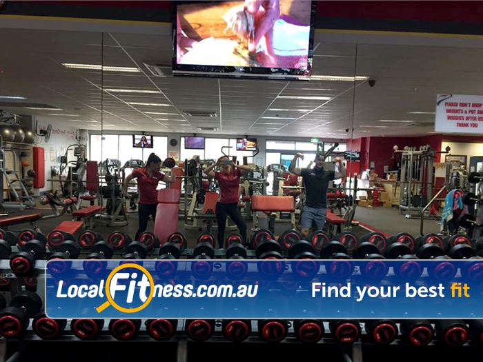 Snap Fitness Near Coogee State of the art strength training equipment.