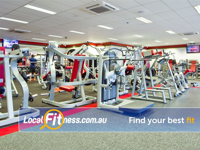 Snap Fitness Near Coogee Our spearwood gym includes a full range of pin-loaded and plate loading machines.