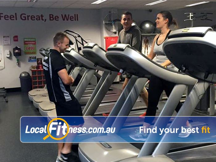 Snap Fitness Spearwood Our friendly Spearwood gym team will help you with your cardio needs.