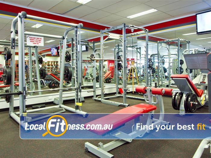 Snap Fitness Near Coogee Squat racks, smith machine, benches, plate loading machines and more.