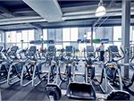 Goodlife Health Clubs Waverley Park Noble Park Gym Fitness Rows of state of the art cardio