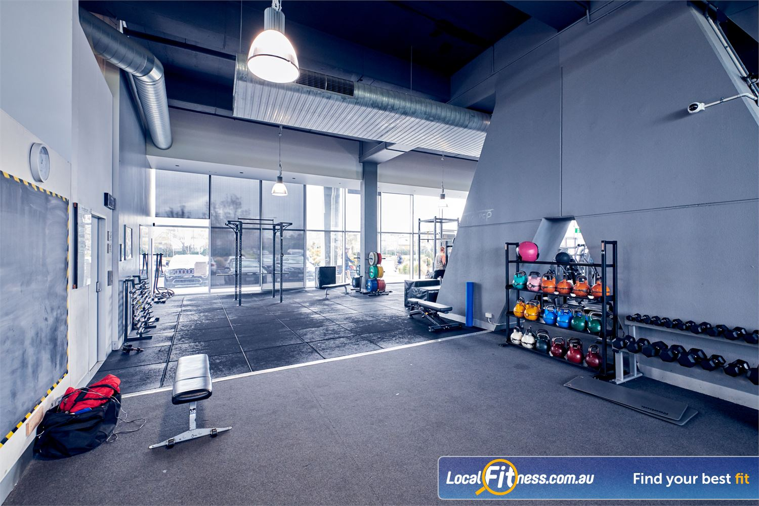 Goodlife Health Clubs Waverley Park Near Noble Park North Our Mulgrave gym includes a dedicated functional training space.