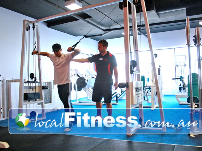 Re-Creation Health Clubs Brighton East Kickstart your fitness with Brighton East personal trainers.