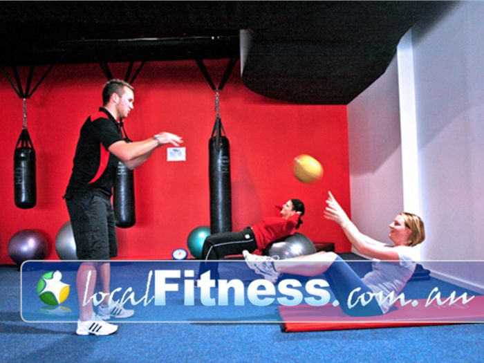 Re-Creation Health Clubs Mckinnon Gym Fitness We offer personal training