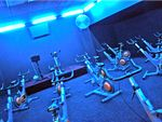 Re-Creation Health Clubs Bentleigh Gym Fitness Twilight cycling in our