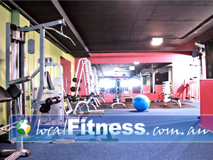 Re-Creation Health Clubs Near Mckinnon Fully equipped ladies only gym in Brighton East.