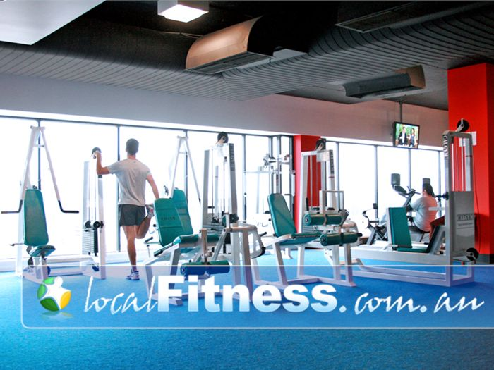 Re-Creation Health Clubs Near Hampton Sweeping views from Level 2 of our Brighton East gym floor.