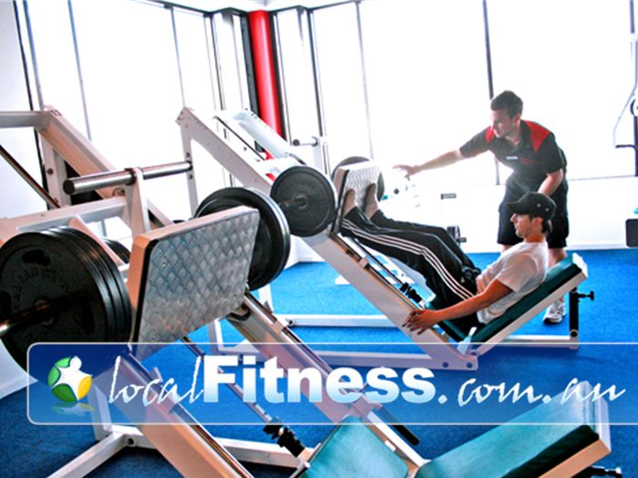 Re-Creation Health Clubs Near Bentleigh Staff are always on hand to help you with your training.