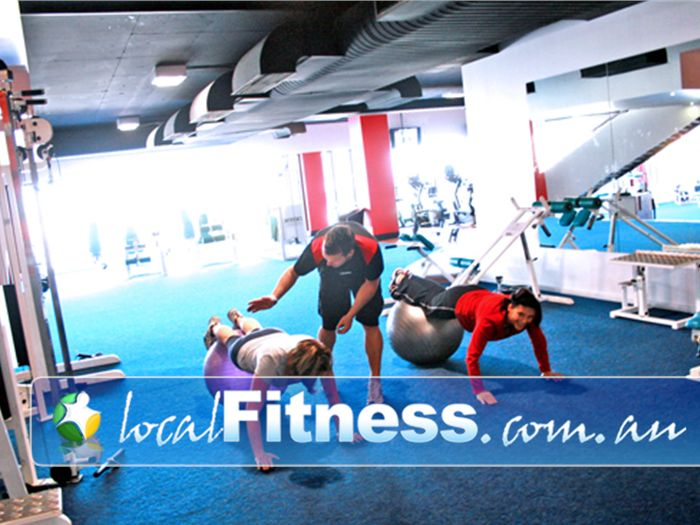 Re-Creation Health Clubs Brighton East Brighton East personal trainers will show you correct form and training.<br /><br />