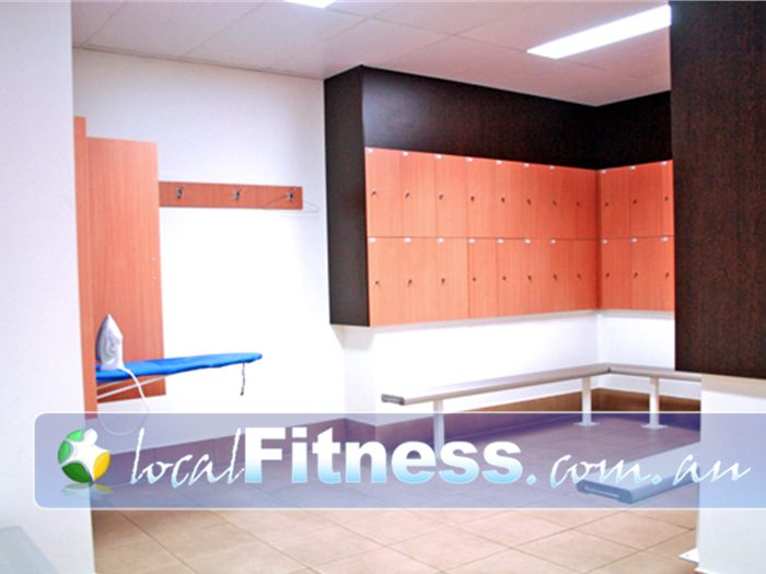 Re-Creation Health Clubs Near Bentleigh Grooming facilities to get your day started.