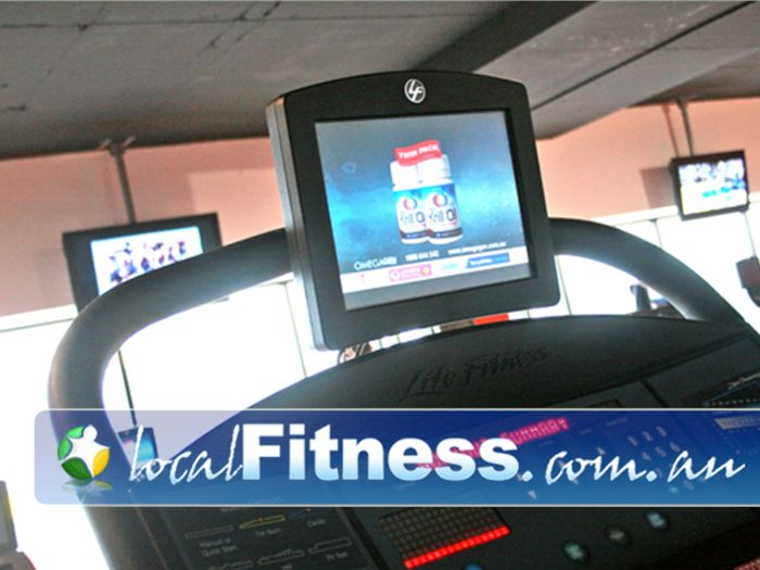 Re-Creation Health Clubs Near Bentleigh Your own personal LCD display unit.