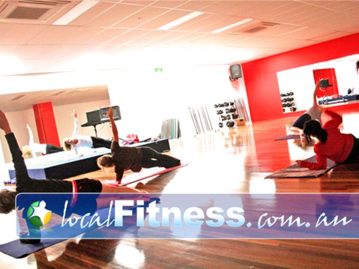 Re-Creation Health Clubs Brighton East Yoga, Pilates and Dance. All part of Brighton East group fitness.