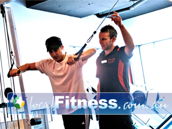Re-Creation Health Clubs Brighton East We offer personal training programs for everyone from beginners to advanced.