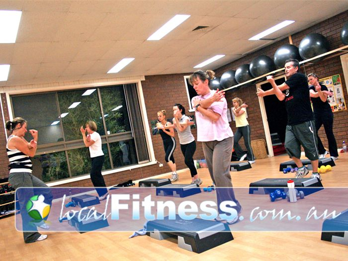 Kmotion Fitness Studio Near Macleod K-motion encourages all ages and levels to exercise.