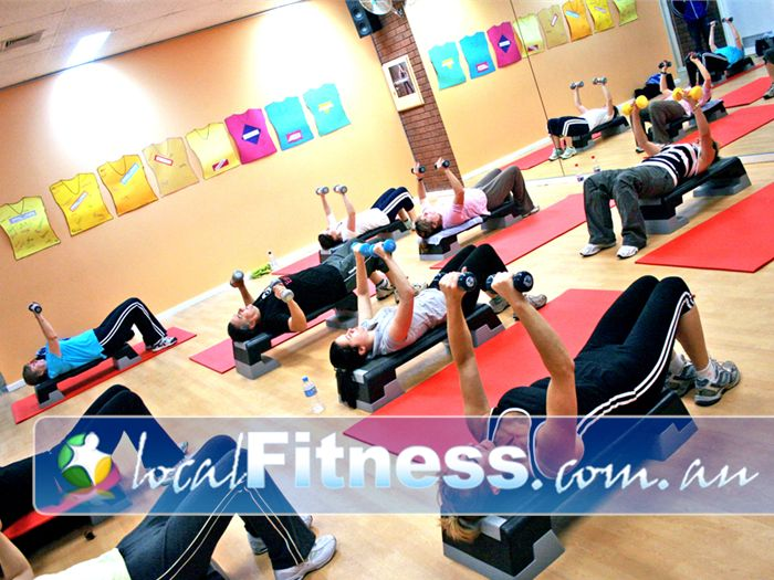 Kmotion Fitness Studio Viewbank Our aerobics school will give you more confidence in fitness.