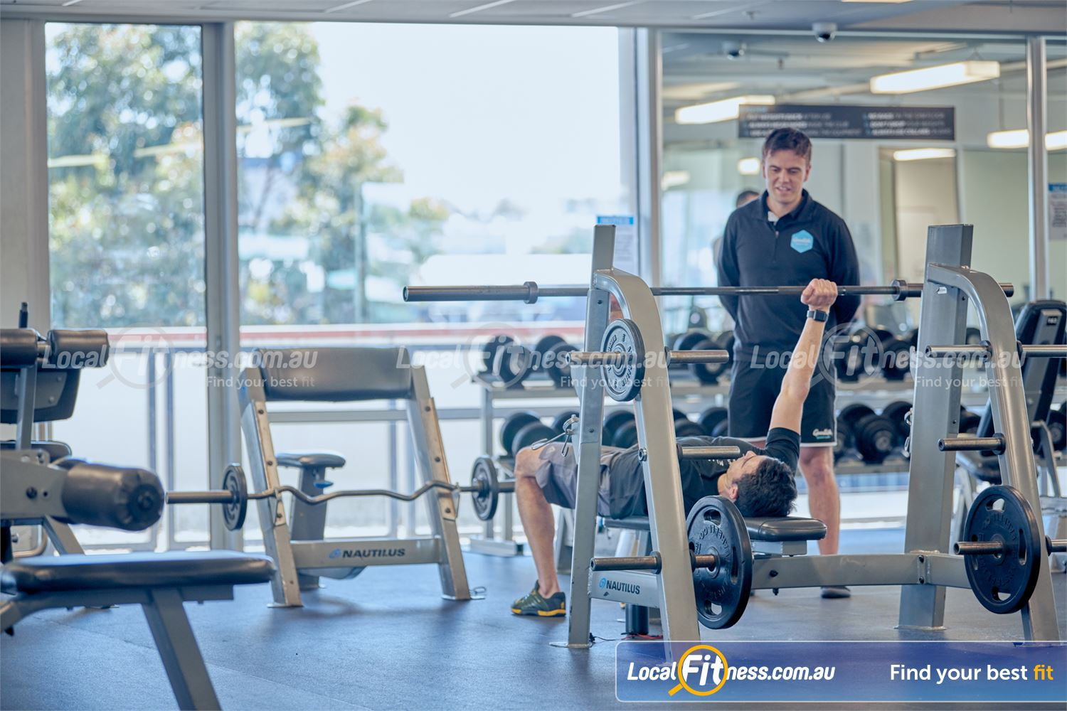 Goodlife Health Clubs Camberwell Get the right advice about strength training from our Camberwell gym team.