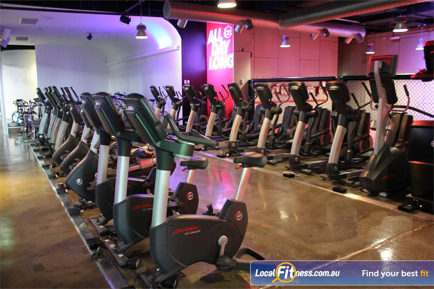 Goodlife Health Clubs Carindale Welcome to the Goodlife Superclub gym in Carindale.