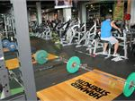 Goodlife Health Clubs Carindale Gym Fitness Multiple power rocks and plate