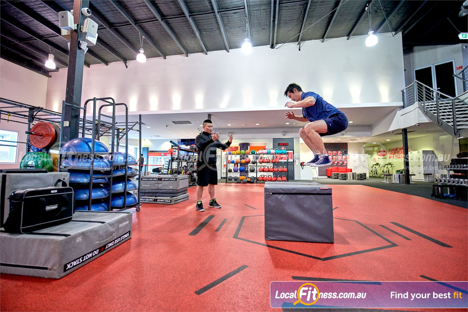 Fitness First Functional Training Glen Waverley | Improve Your