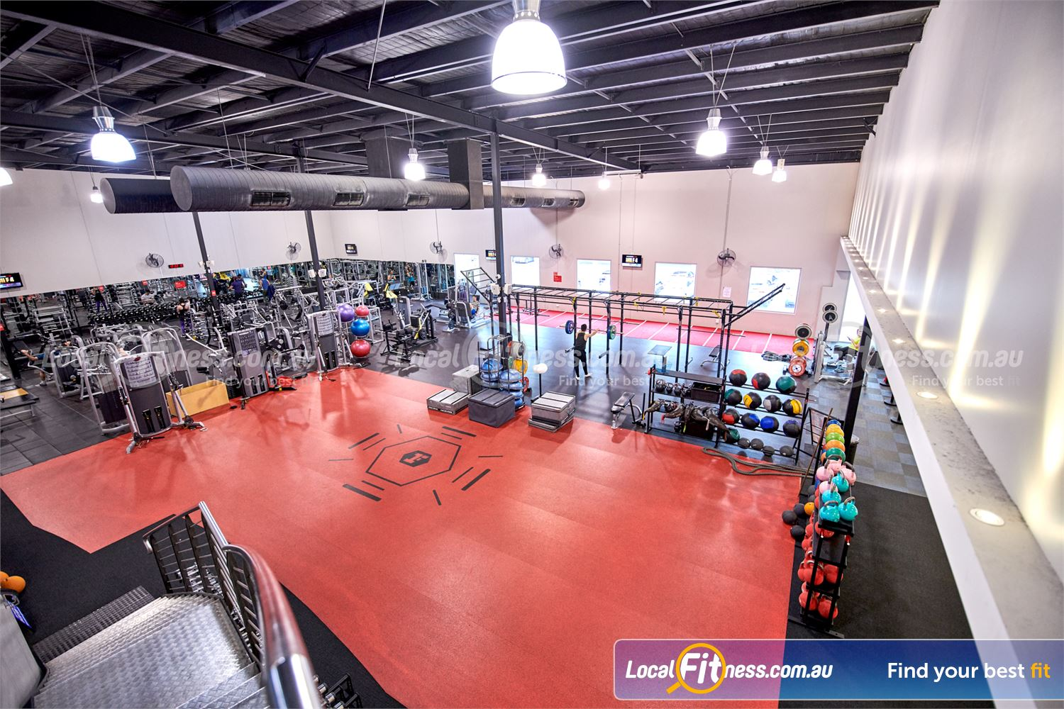 Fitness First Glen Waverley Welcome to the Fitness First 24-hour Glen Waverley gym.