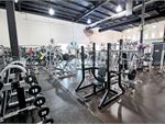 Fitness First Notting Hill Gym Fitness Full range of plate-loading