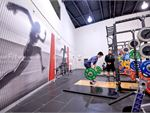 Fitness First Notting Hill Gym Fitness High-performance strength cages