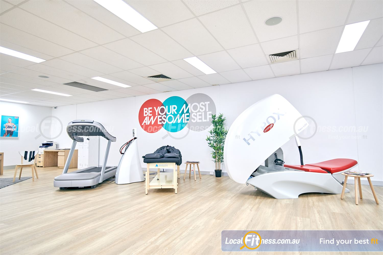 Fitness First Near Notting Hill Burn fat around your hips, bottom, stomach and thighs – with Glen Waverley Hypoxi.