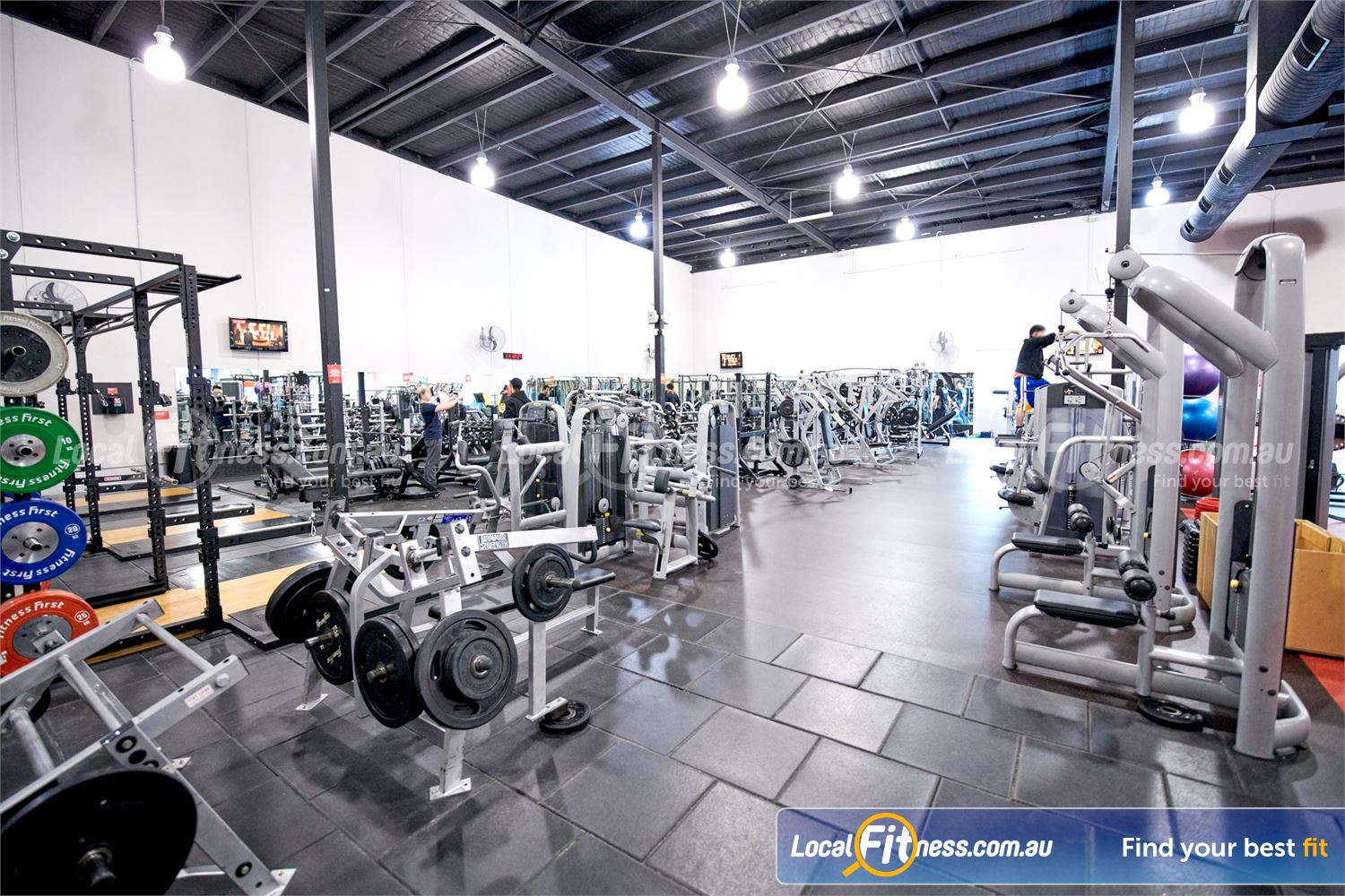 Fitness First Glen Waverley Our 24/7 Glen Waverley gym uses state of the art Life Fitness and Hammer Strength.