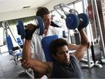 Bennettswood Fitness Centre Burwood Gym  Build strength in our free-weights